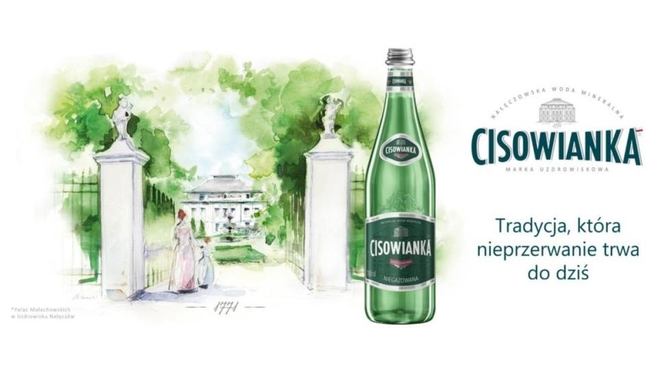 Reklama Cisowianki